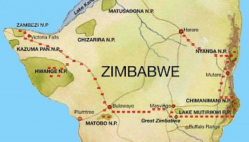 Team Zimbabwe 2021 : THE BEST OF ZIMBABWE